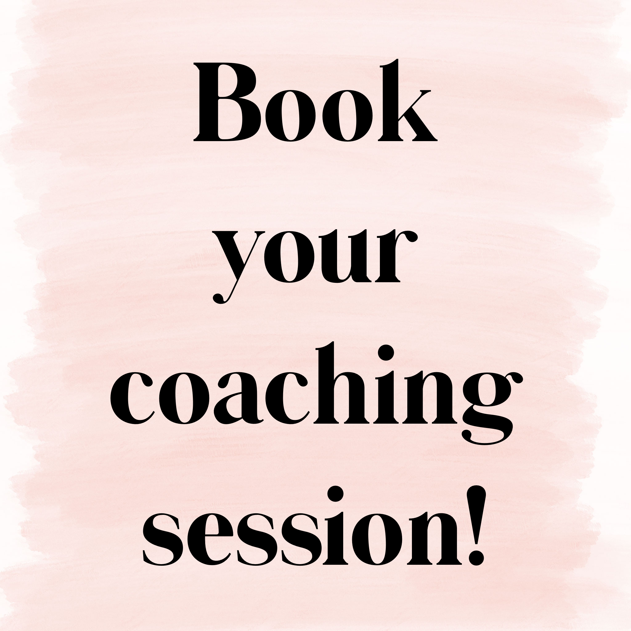 book coaching session